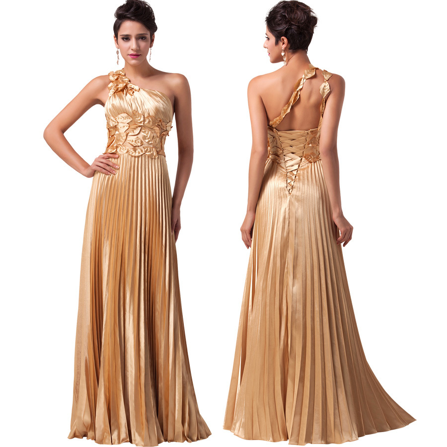dresses holiday Picture - More Detailed Picture about One Shoulder ...
