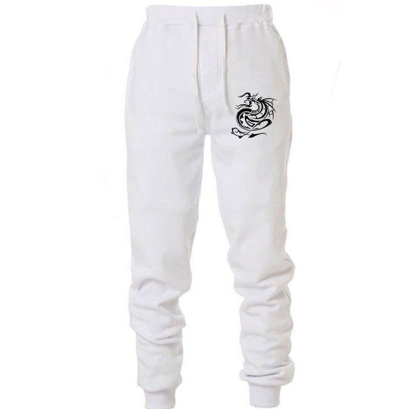 дешево!  2019 модные мужские повседневные хлопчатобумажные бегуны спортивные брюки мужские хип-хоп бегунов бр