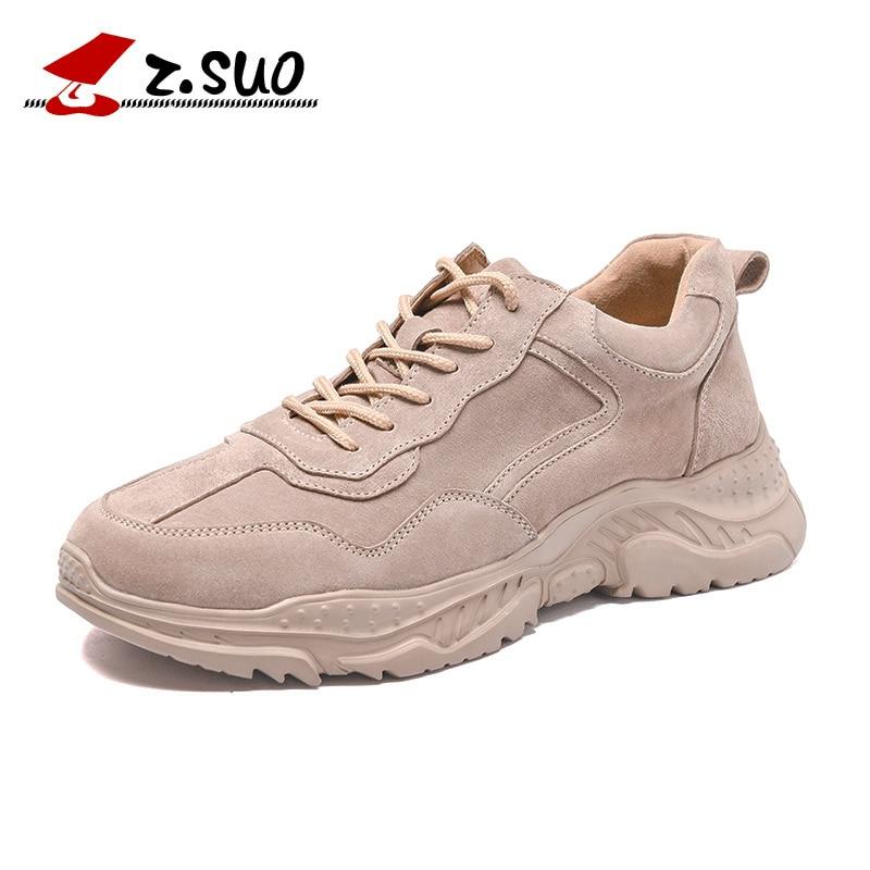 Altura deslizamento Casuais Suo Marca Camurça Crescente Cm Low Homens Sapatos Sola Z Up 5 De Air Qualidade Zs366 Dos Top Pu Moda Não Mesh Porco zs366 Alta Lace 4 Seasons Zs368 xqZUBU