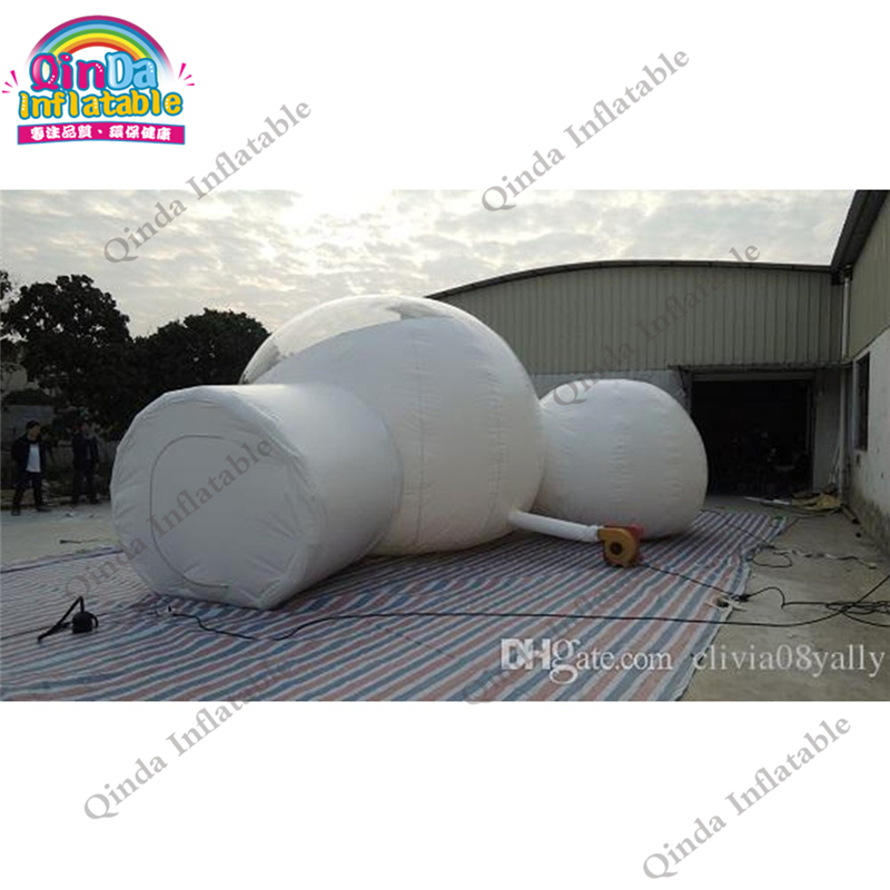 inflatable transparent camping bubble tent55