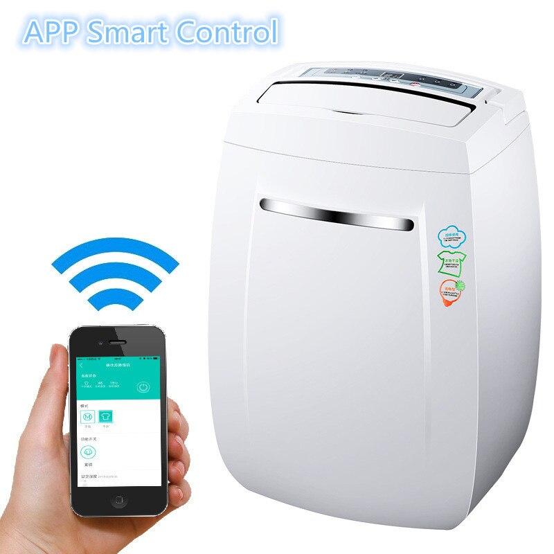 efficiente portatile aria deumidificatore per la casa wifi funzione display a led nuvola intelligente deumidificatore app