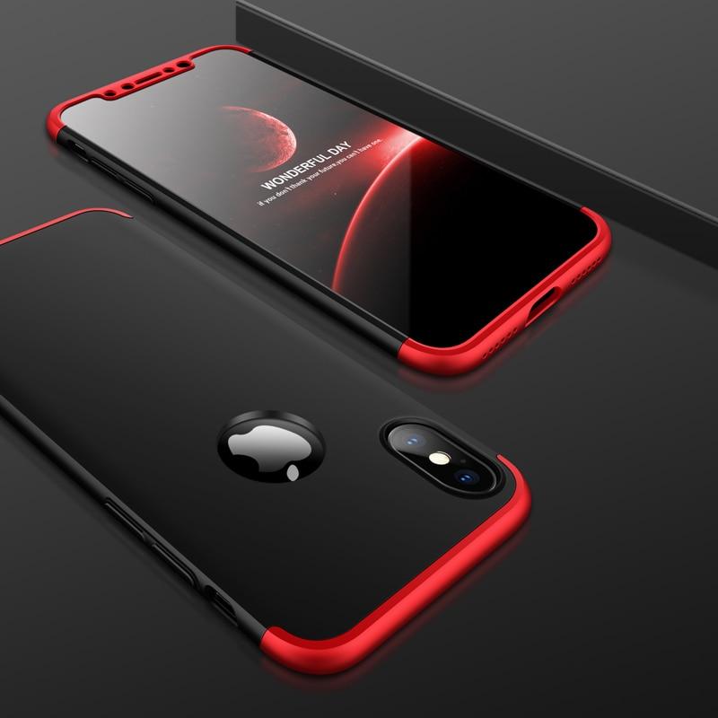 GKK-Case-for-iPhone-X-5-5s-6-6s-7-8-Plus-360-Full-Protection-Anti (5)