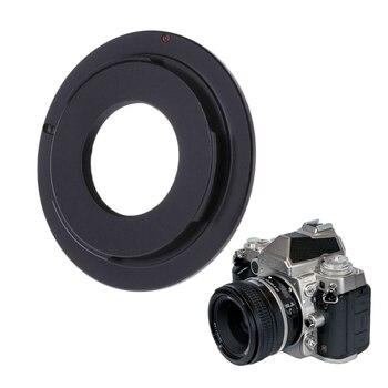 Mount Adapter Rings for C Mount Lens to Nikon F AI D5200 D800 D7100 D700 D5000 camera lens adapter with optical glass infinity focus f minolta md mc mount lens to nikon dslr d750 d610 d5600 d7000 d7200 d800