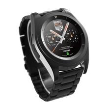 G6 Смарт-часы Нержавеющаясталь bluetooth мобильного телефона Спорт сенсорный SmartWatch глубина водонепроницаемый для IOS Android WhatsApp PK G5 X7