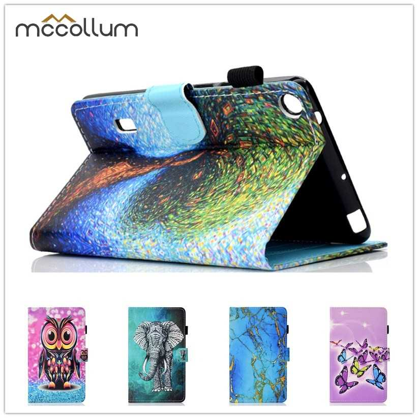 Tablet Cover Case For Samsung Galaxy Tab A 7.0 8.0 10.1 2019 S4 A6 10.5 2018 E 9.6 T285 T350 T560 T580 T590 T830 T290 T510 T720