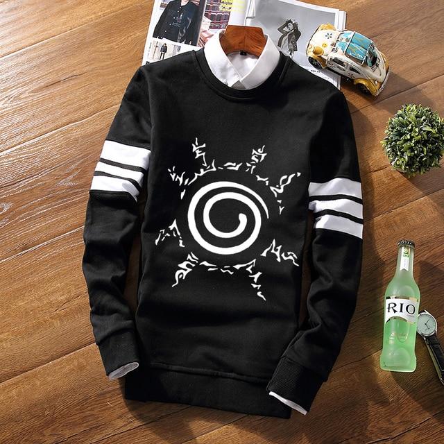 Naruto Akatsuki Kakashi Sharingan Jersey Full Sleeve Sweatshirt