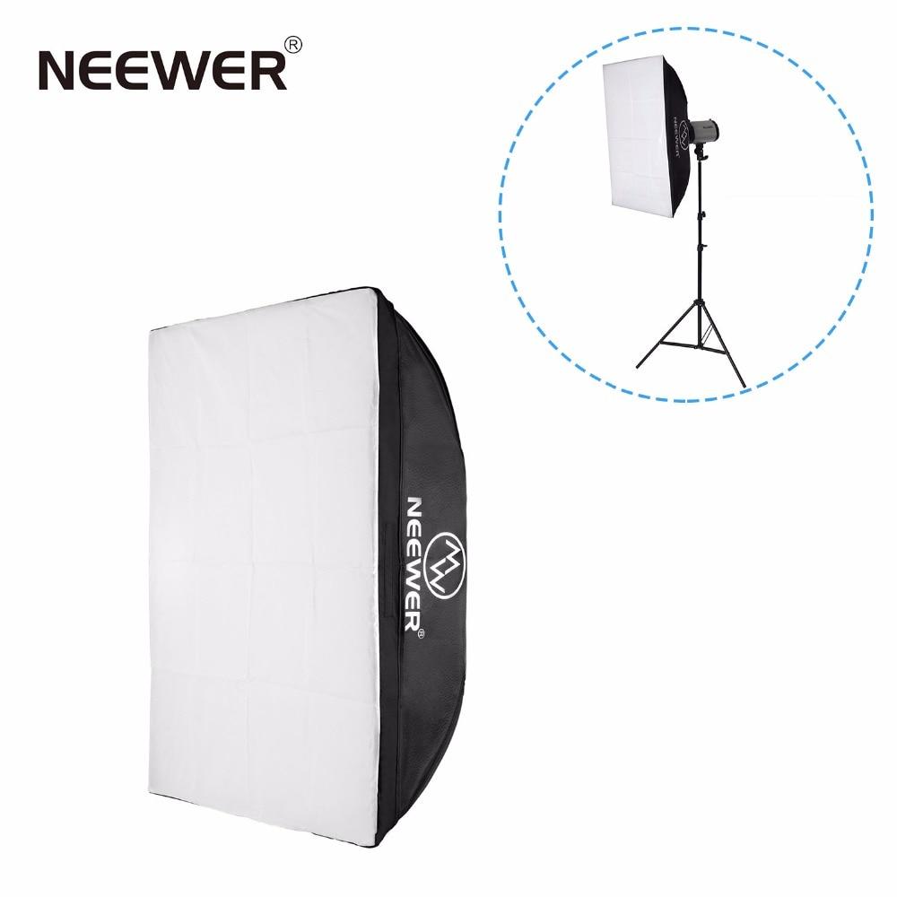 "Нов 20 x 28 ""/ 50 x 70 cm Квадратна фотография Светлина палатка Фото куб Софтбокс за Neewer Godox 300DI 250DI 300SDI 250SD"