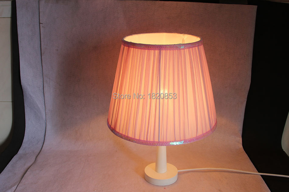 30 X 20 23cm Large Pink Lampshade Clic Decorative Lamp Shades For Table Lamps Ls59006z In Covers From Lights Lighting On