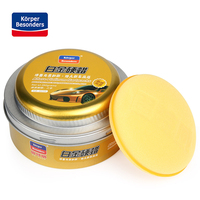 Car Wet Wax With Car Wash Sponge For Scratch Remover Dent Repair
