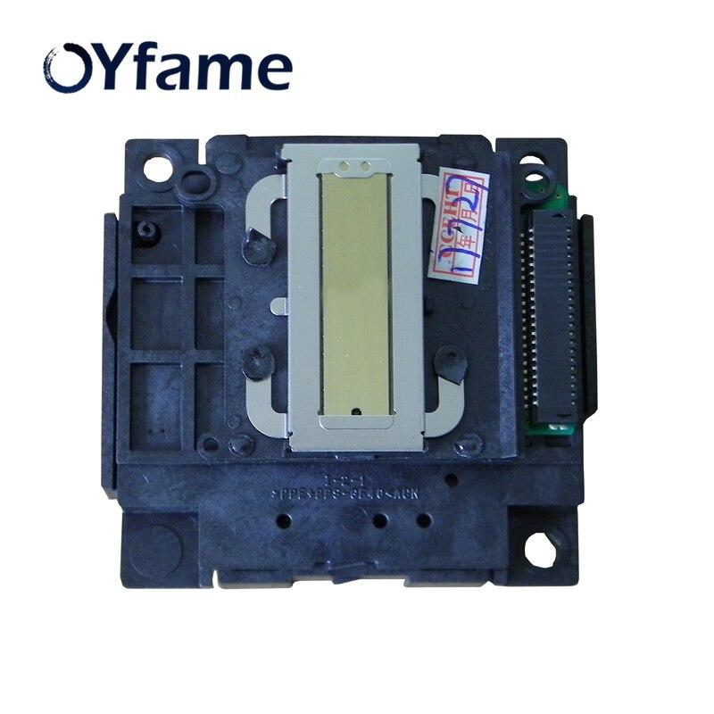 OYfame Nouvelle tête d'impression originale L355 Tête D'impression pour Epson XP401 L210 L355 L220 L211 L353 wf2540 wf2531 XP312 NX330 tête D'impression