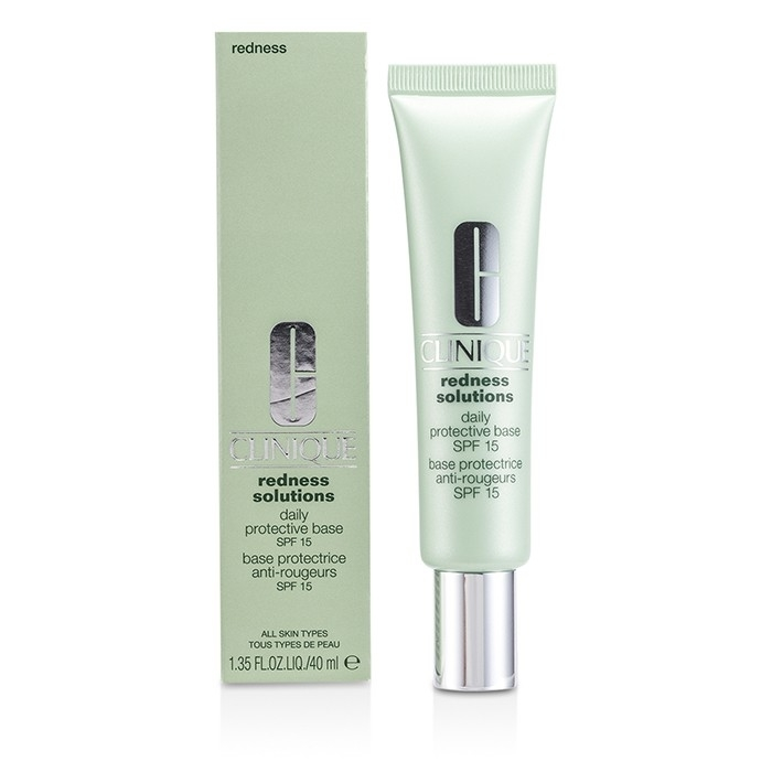 Clinique - Redness Solutions Daily Protective Base SPF 15