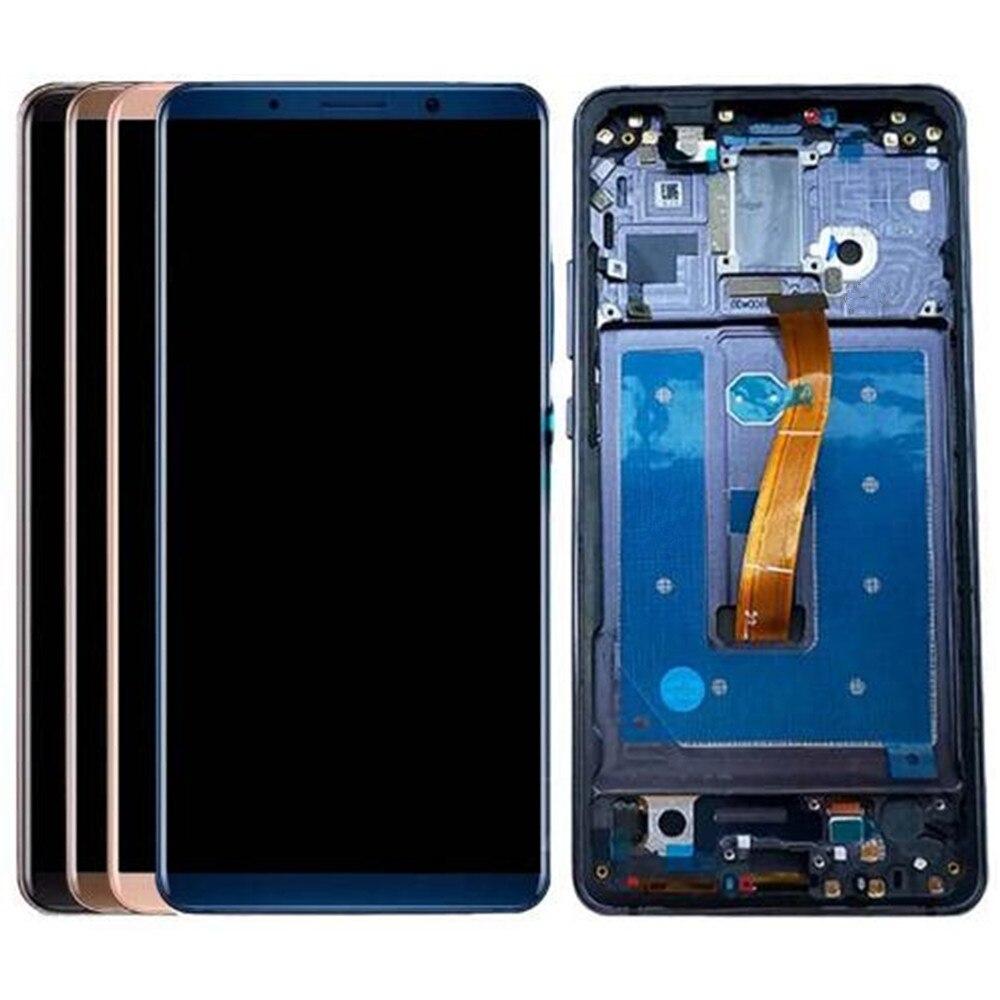Per Huawei Mate 10 Pro Schermo LCD e Digitalizzatore Assembly con Front Cover di Ricambio!! (Nero/Blu/oro/Moka) - 2