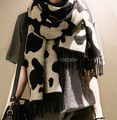 Autumn and Winter women scarf Korea style of the cow pattern scarves excellent quality of cashmere & wool and brand design