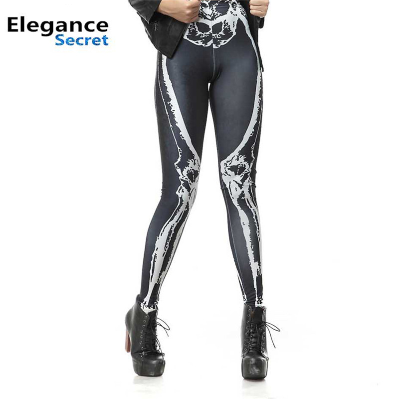 Popular Plus Size Skeleton Leggings-Buy Cheap Plus Size Skeleton ...