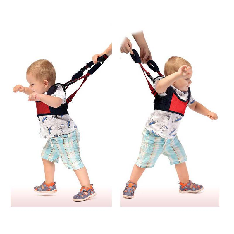 Girl Boy Baby Walker Learning Walking Safety Belt Harness Protection Anti-falling Anti-Baby