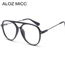 Luxury New Pilot Women Sunglasses Frames Classic Men Optics Eyeglasses 2018 Optical Acetic Clear Glasses Frame Q352