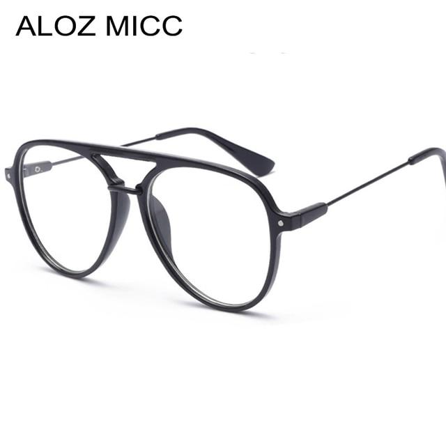 luxury Pilot Acetic Frame Sunglasses Glasses Us6 88 Women Frames Eyeglasses Men Optical 35Off Classic Optics 2018 Q352 New Clear In RL354Ajcq