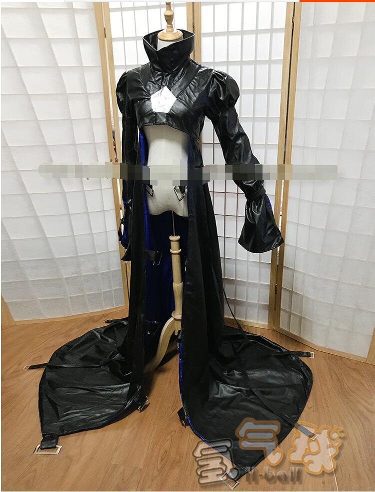 Meltlilith fantasia de cosplay fate grand order,