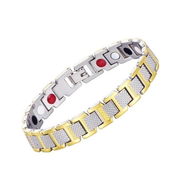 Bracelet Men 18KGold...