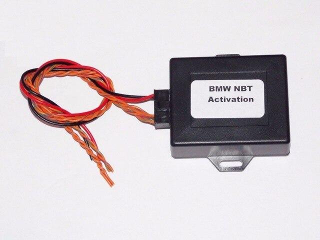 for BMW 1er 3er F20 F30 NBT RETROFIT ADAPTER CAN FILTER BMW NBT navigation,voice ,video in motion retrofit activation emulator