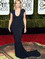 Veronica Ferres Red Carpet Celebrity Dresses 2017 73rd Golden Globe Awards Black Mermaid Long Formal Dress Evening Gown Vestido