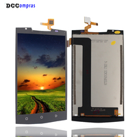 For Oukitel K10000 PRO LCD Display Touch Screen Digitizer For LCD Oukitel K10000 PRO Screen LCD Display Free Shipping