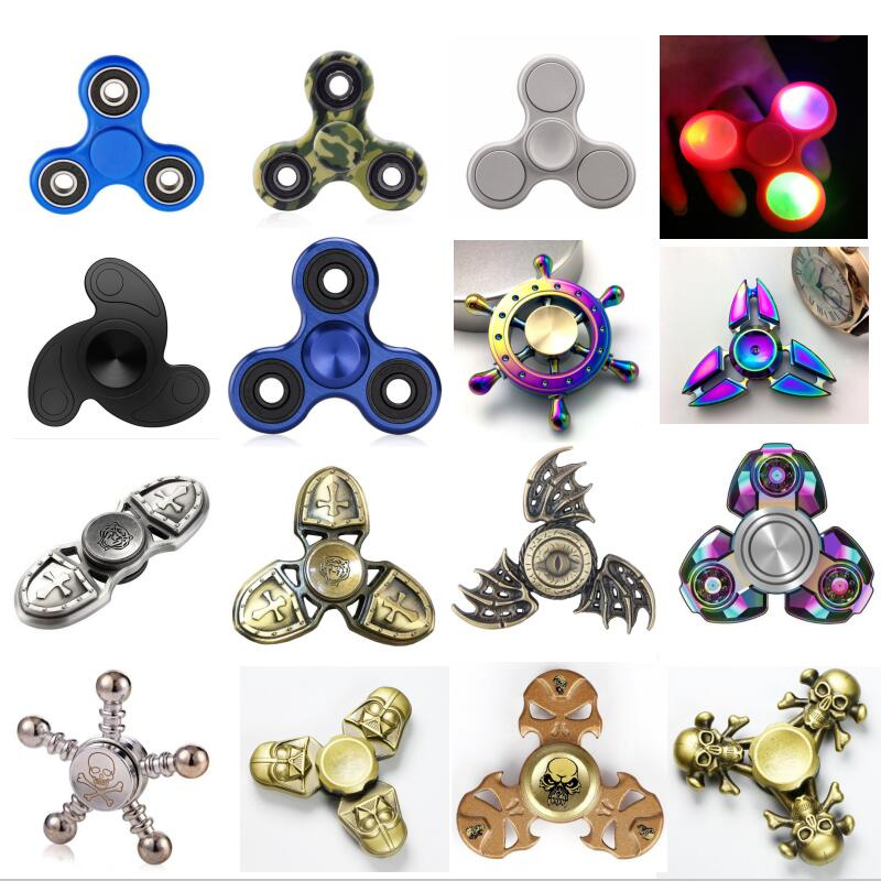 Supology Tri-Spinner Fidget Toy Plastic EDC Hand Spinner For Autism and ADHD Rotation Time Long Anti Stress Toys creative ceramic tri spinner fidget toy edc hand spinner for autism and adhd stress relieve toy rotation time beyond 6 minutes