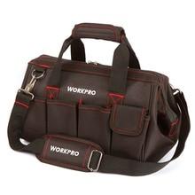 WORKPRO 14″ Tool Kit Bag High Quality Tool Storage Bag Multifunction Bag