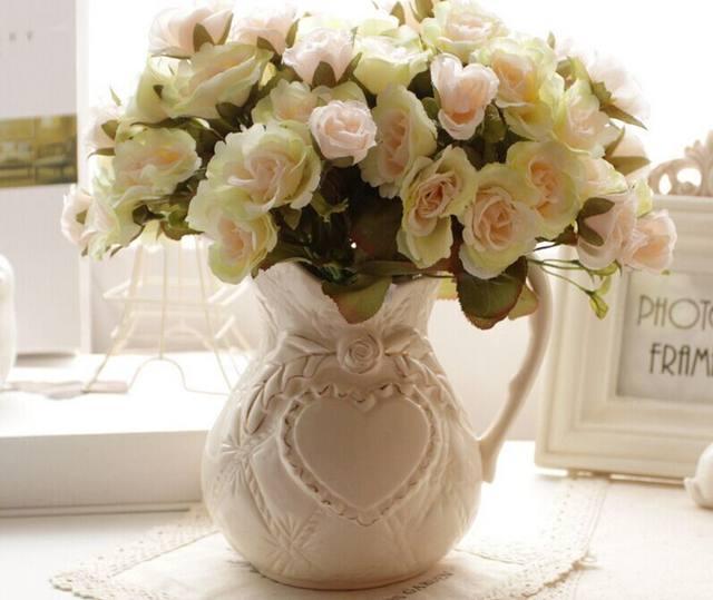 Online Shop Fashion Home Decorative Flower Vases Europe Ceramic