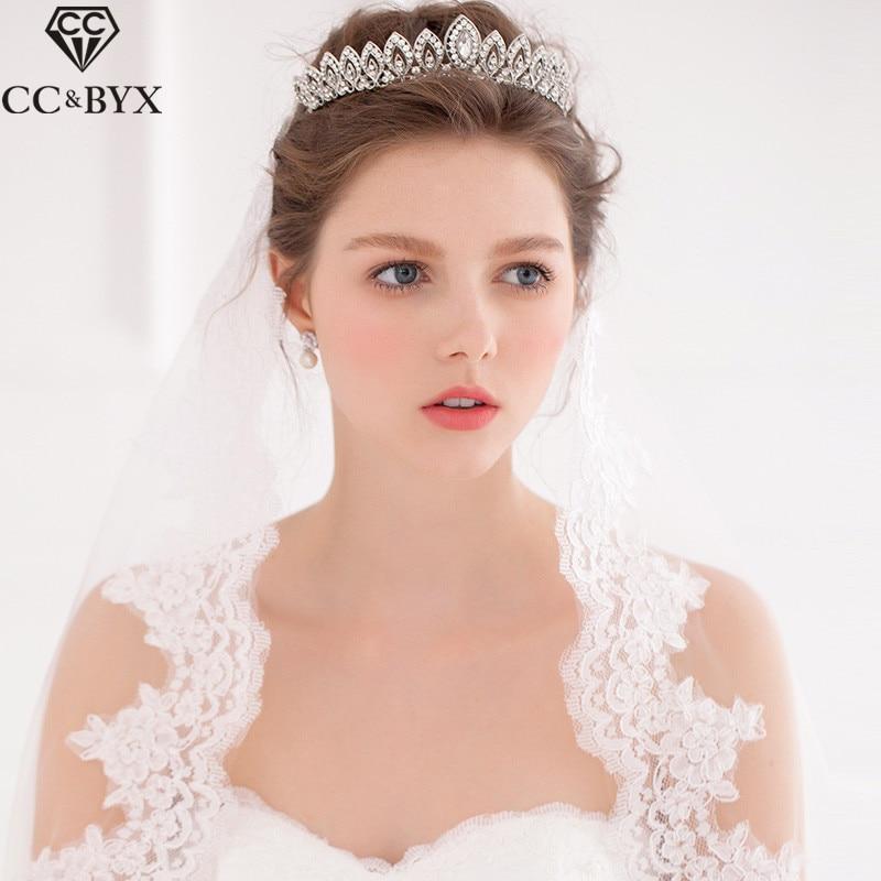Wedding Crown Hair: CC Jewelry Crowns Tiaras Bridal Crown Design Crystal Queen