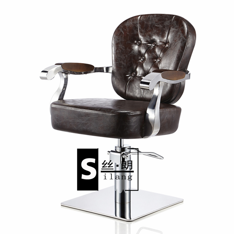 Massivholz Friseur Stuhl Die Alte Weisen. Die Neue Friseurstuhl Die Stuhl Europa-art