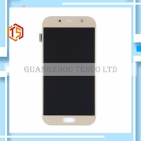 Guarantee 100 HH 1pc OLED For SAMSUNG GALAXY A5 2017 A520 A520F SM A520F LCD Display