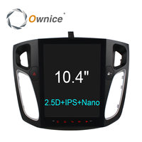 Octa Core HD 10 4 9 7 Android 6 0 Car DVD Player Radio For Ford