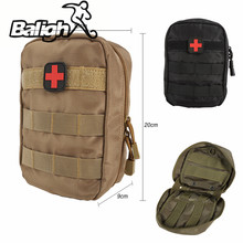 First Aid Bag Only Molle Medical EMT Cover Outdoor Emergency Military Program IFAK Package Travel Hunting Utility Pouch J2 V2 5 colors outdoor first aid bag molle medical emt cover emergency military program ifak package travel hunting utility pouch bags