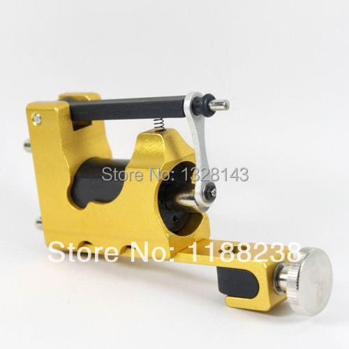 STEALTH ROTARY Aluminum Rotary Tattoo Machine Strong Consistent  Power for Shader & Liner Yellow one браслет от комаров bugstop kid с 3 лет 2 шт