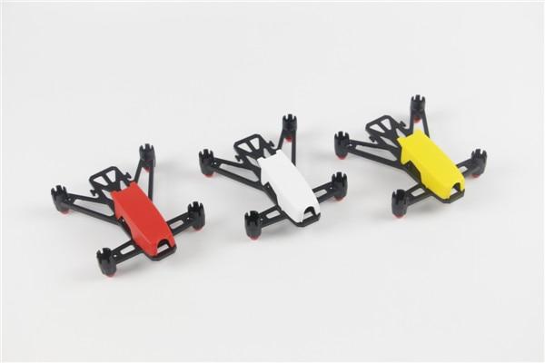 JMT Mini 4-axis DIY Micro Mini FPV Brushed RC Quadcopter Frame Kit