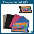 Оригинальный новый Кожаный Чехол Чехол для Teclast X80H 8 inch Windows Tablet PC + Протектор Экрана