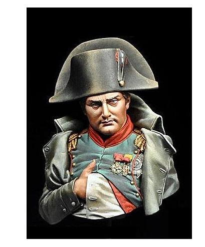 1/10 napoleão Bonaparte resina busto DIY brinquedos ( sem base ) resina busto resina kit em melhor qualidade