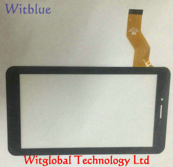 New For 7 Digma Optima 7.5 3g TT7025MG / Plane 7.1 3G PS7020MG / Irbis TX47 3G Touch Screen Panel Digitizer Glass Sensor digma optima 7010d 3g