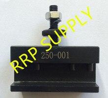 Portaherramientas de torneado y orientación 250 001, se puede usar con poste de herramienta 250 000, marca Zhengzhou.
