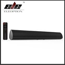 80W TV SoundBar Bluetooth Lautsprecher Heimkino System 3D Surround> 80 dB Sound Bar Subwoofer Audio Fernbedienung wand Montierbar