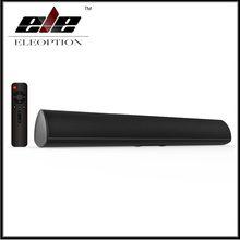 80w tv soundbar bluetooth alto-falante sistema de cinema em casa 3d surround barra de som subwoofer áudio controle remoto parede mountable
