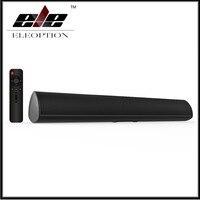 80W TV SoundBar Bluetooth Speaker Home Theater System 3D Surround >80 dB Sound Bar Subwoofer Audio Remote Control Wall Mountable