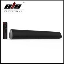 80W TV SoundBar altoparlante Bluetooth sistema Home Theater 3D Surround Sound Bar Subwoofer Audio telecomando montabile a parete