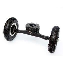 Piezas de ruedas de camión de montaña de monopatín eléctrico de carretera de 11 pulgadas para tabla de bajada de patineta todoterreno
