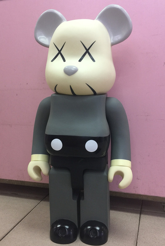 1000% 70cm kaws Milky Girl Mouse Cos Peko Fujiya bearbrick bear@brick PVC Action Figure Toy Art Work Great Gift for Friends high quality oversize 52cm bearbrick be rbrick matt diy pvc action figure toys bearbrick blocks vinyl doll 3 color optional