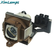 Xim lampes lampe de projecteur de rechange avec logement 5j. j2h01.001 pour benq pb8263