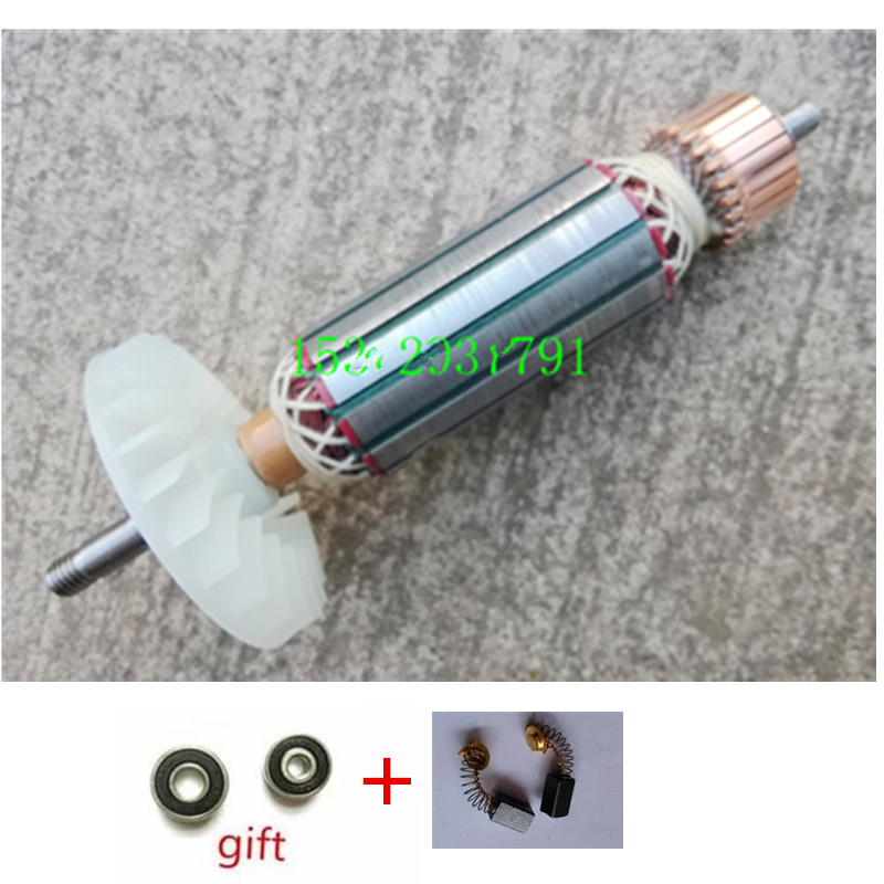AC220-240V  Rotor Motor Armature Replace  for HITACHI  360567E PDA-100K  PDA100KAC220-240V  Rotor Motor Armature Replace  for HITACHI  360567E PDA-100K  PDA100K