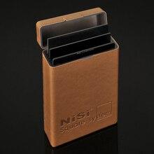 НИСИ 150*150 мм Портативный кожа фильтр хранения сумка Box чехол для 150 мм до 6 окончил квадратный Фильтры