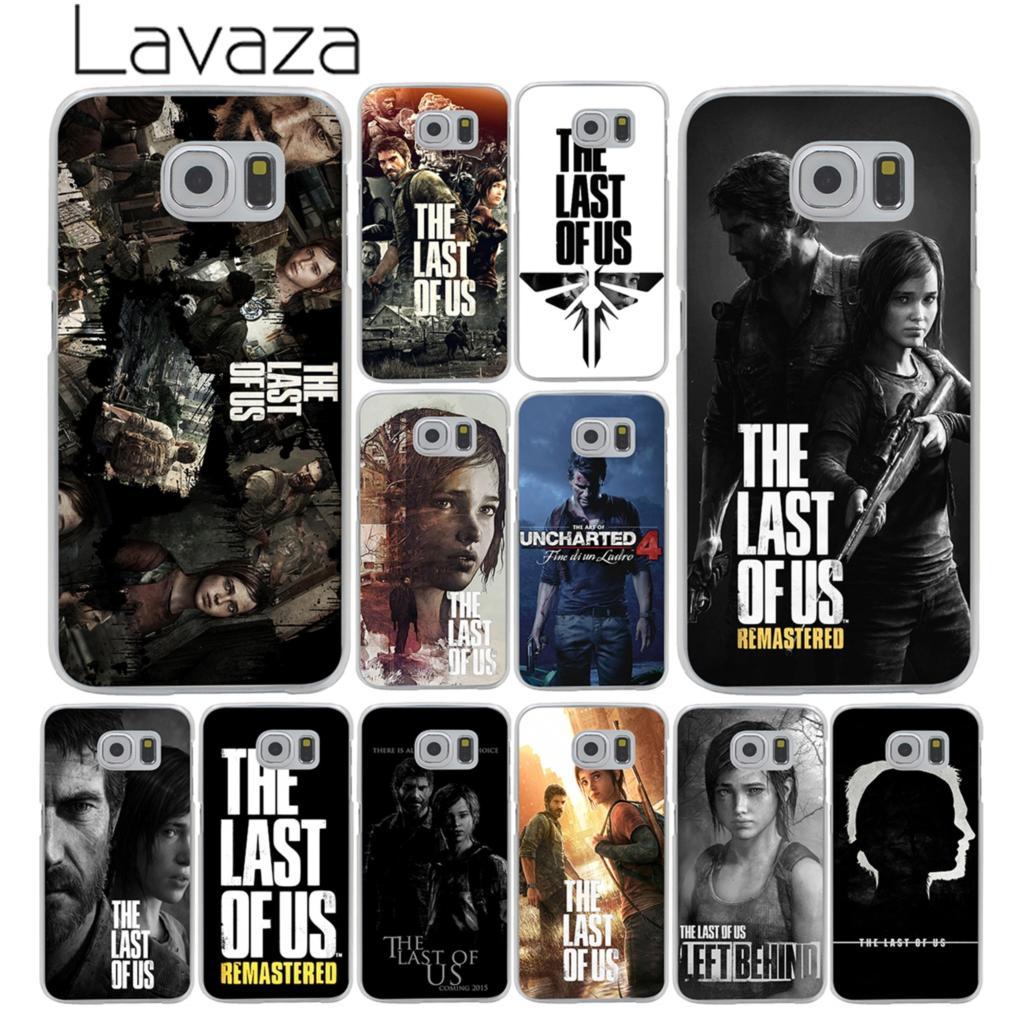 Lavaza Haute Qualité Le Dernier Dentre Nous jeu Vidéo jeux Téléphone étui pour samsung Galaxy S10 E S10E S8 S9 Plus S6 S7 Couverture De Bord
